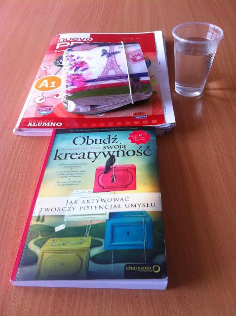 Obudź swoją kreatywność- bookcrossing