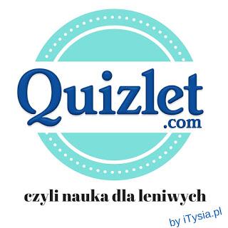 Szlifowanie języka dla leniwych- Quizlet