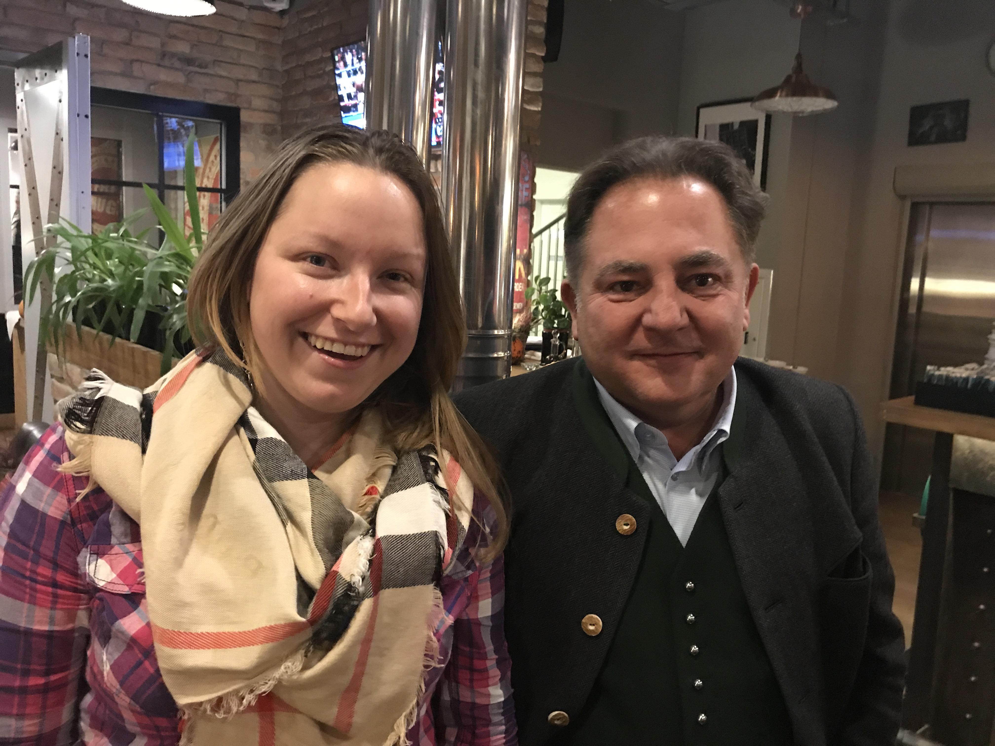 wino Makłowicza, zepsuta Krystyna, ostre cięcie i śnieg – wypad do Polski